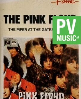 PINK FLOYD  THE PIPER AT THE GATES OF DAWN audio cassette