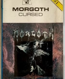 MORGOTH  CURSED audio cassette