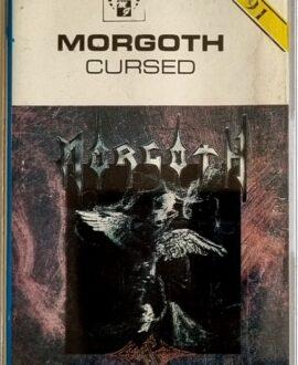 MORGOTH  CURSED audio cassette
