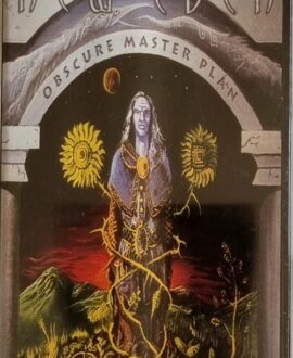 NEW EDEN  OBSCURE MASTER PLAN audio cassette