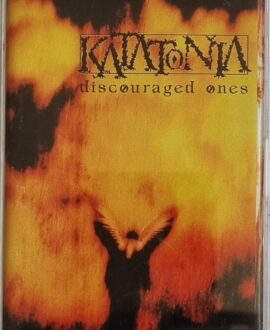KATATONIA  DISCOURAGED ONES audio cassette
