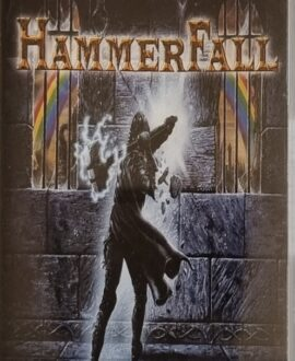 HAMMERFALL/STRATOVARIUS  I WANT OUT/HUNTING HIGH AND LOW audio cassette