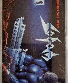 SODOM  TAPPING THE VEIN audio cassette
