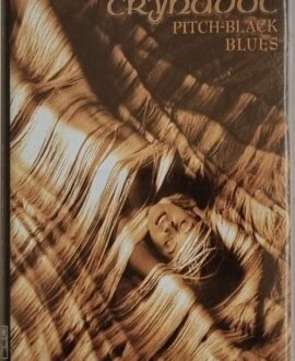 CRYHAVOC  PITCH-BLACK BLUES audio cassette