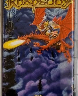 RHAPSODY  SYMPHONY OF ENCHANTED LANDS audio cassette