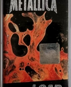 METALLICA  LOAD audio cassette