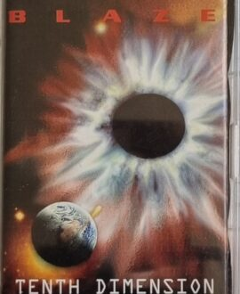 BLAZE  TENTH DIMENSION audio cassette