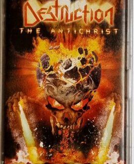 DESTRUCTION  THE ANTICHRIST audio cassette