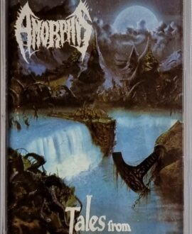 AMORPHIS  TALES FROM THE THOUSAND LAKES audio cassette