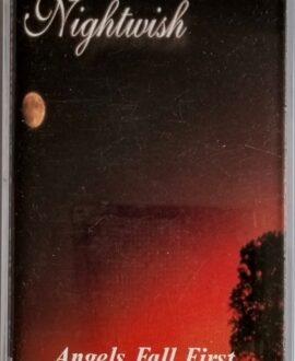 NIGHTWISH  ANGELS FALL FIRST audio cassette