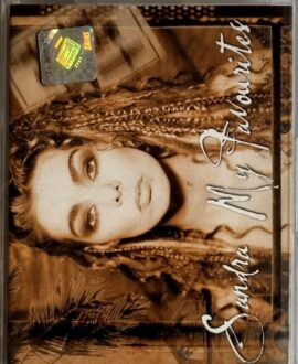 SANDRA  MY FAVOURITES 2xMC audio cassette