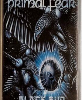 PRIMAL FEAR  BLACK SUN audio cassette