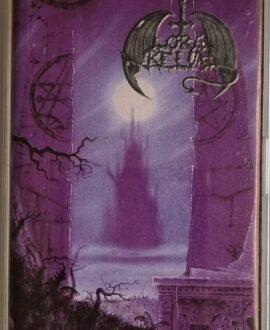 LORD BELIAL  ENTER THE MOONLIGHT GATE audio cassette