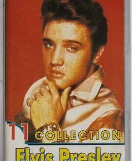 ELVIS PRESLEY  11 COLLECTION audio cassette