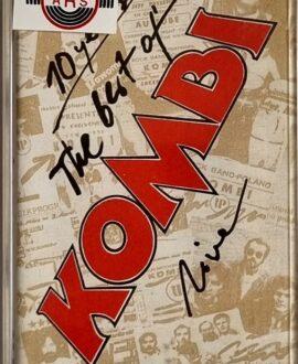 KOMBI  THE BEST OF KOMBI LIVE audio cassette