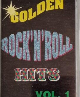 GOLDEN ROCK'N'ROLL HITS  CHUCK BERRY, BILL HALEY..audio cassette
