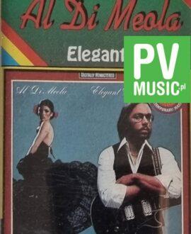 AL DI MEOLA  ELEGANT GYPSY audio cassette