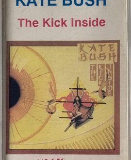 KATE BUSH  THE KICK INSIDE audio cassette