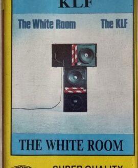 KLF  WHITE ROOM audio cassette