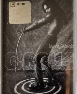 LENNY KRAVITZ  CIRCUS audio cassette
