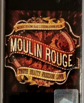 MOULIN ROUGE  SOUNDTRACK audio cassette
