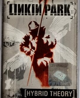 LINKIN PARK  HYBRID THEORY audio cassette