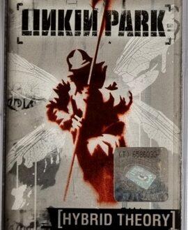 LINKIN PARK  HYBRID THEORY audio cassette