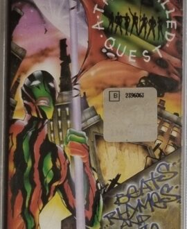 A TRIBE CALLED QUEST  BEATS, RHYMES AND LIFE audio cassette