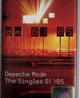 DEPECHE MODE  THE SINGLES 81>85 audio cassette