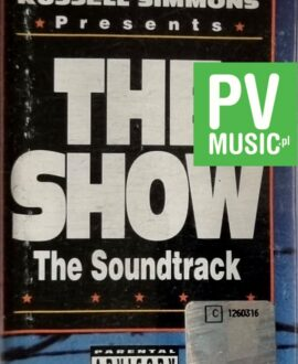 THE SHOW  THE SOUNDTRACK audio cassette