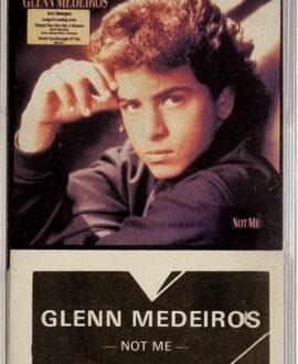 GLENN MEDEIROS NOT ME audio cassette