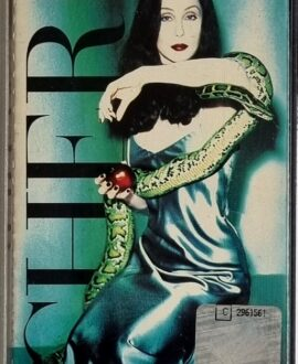CHER  IT'S A MAN'S WORLD audio cassette