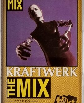 KRAFTWERK  THE MIX audio cassette