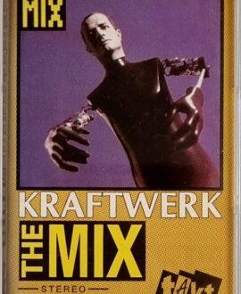 KRAFTWERK  THE MIX audio cassette