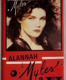 ALANNAH MYLES  ALANNAH MYLES audio cassette