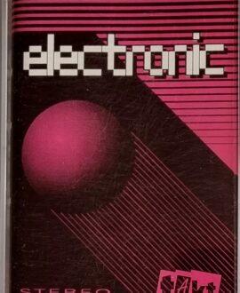 ELECTRONIC  SOVIET, FEEL EVERY BEAT..audio cassette