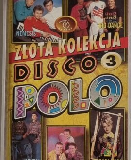 DISCO POLO 3  CHORUS, BOSANOVA...audio cassette