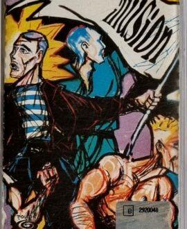 ILLUSION  2 audio cassette