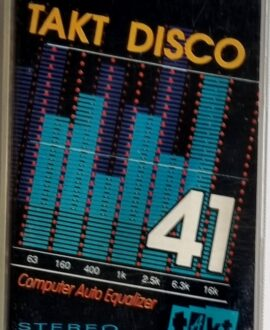 TAKT DISCO 41 GEORGE MICHAEL, CHRIS ISAAK..audio cassette
