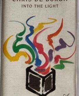 CHRIS DE BURGH INTO THE LIGHT audio cassette