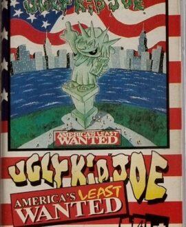 UGLY KID JOE  AMERICA'S LEAST WANTED audio cassette