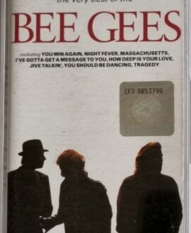 BEE GEES  THE VERY BEST OF audio cassette