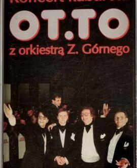 KONCERT KABARETU  OT.TO 2 audio cassette