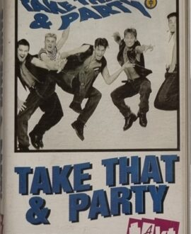 TAKE THAT  & PARTY audio cassette