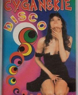 CYGAŃSKIE DISCO  KOLOROWY TABOR audio cassette