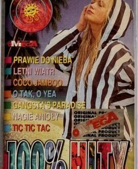 100 % HITY  D.BOMB, AMADEO... audio cassette