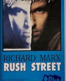 RICHARD MARX  RUSH STREET audio cassette