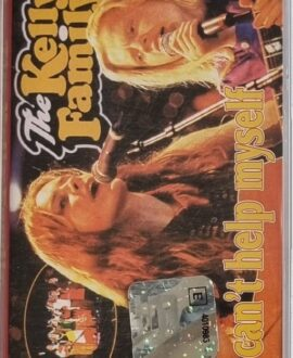 THE KELLY FAMILY  I CAN'T HELP MYSELF audio cassette