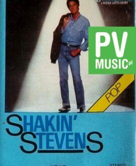 SHAKIN' STEVENS  A WHOLE LOTTA SHAKY audio cassette
