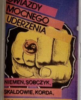 GWIAZDY MOCNEGO UDERZENIA  NIEMEN, KLENCZON...audio cassette